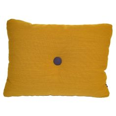 Dot kudde Steelcut Trio, gul 453 i gruppen Textil / Prydnadskuddar hos RUM21 AB (102172)
