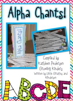 Cute alphabet chants: movie star kisses, singing, drumming, etc... Make the site words memorable and practice is fun!!!