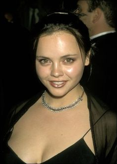 "Gallery (Event): Christina at the premiere of ""The Ice Storm"" during the New York Film Festival"" Christina Ricci, Christina Model, Beautiful Christina, Christina Aguilera, 10 Most Beautiful Women, Beautiful Celebrities, Female Celebrities, Aquarius, Hollywood Actresses"