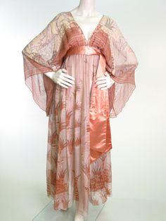 evening dress 1975 Zandra Rhodes