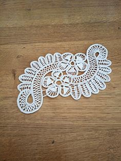 Crochet Doily Diagram, Crochet Doilies, Romanian Lace, Point Lace, Crochet Tablecloth, Decoupage, Embroidery, Crafts, Etsy