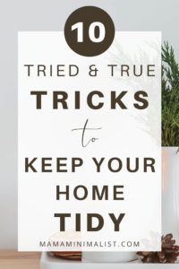Want to declutter your home but have no idea where to start? Decluttering starts by first understanding that there is a difference between declutterers and *successful* declutters. Successful declutters are dedicated to keeping their homes tidy for the long haul, and many follow 10 vital (but rarely touted) secrets. Inside: 10 tricks to help you successfully tidy your home for good (and keep it that way!). Declutter Your Home, Organizing Your Home, Just Do It, That Way, Sunk Costs, Mindfulness For Kids, Mom Group, Home Management, Built In Desk