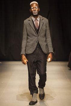 Geoffrey B. Small F/W16 - Paris | StyleZeitgeist Magazine