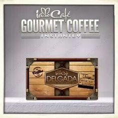 """DELGADA WEIGHT LOSS COFFEE 1 BOX  Iaso™ Café Delgada is infused with pure Ganoderma Lucidum extract. It has been reported to increase longevity, boost human immune systems, reduce high blood pressure and more. Ganoderma lucidum is the scientific name of the mysterious Red (Reishi) Mushroom that grows on only 2 out of 10,000 aged wild plum trees found in the dense and humid high mountain forests of Asia. The ancient Chinese crowned it as the """"Miraculous King of Herbs"""" due to its superior…"""