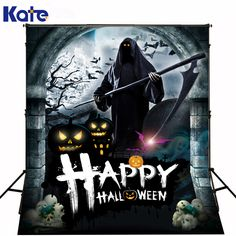 Find More Background Information about Fotografia Happy Halloween Party Photography Background Retro Buliding Wizard Kate Background Backdrop,High Quality backdrop,China backdrops photography Suppliers, Cheap backdrop banner from Marry wang on Aliexpress.com