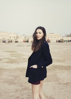 Sézane / Morgane Sézalory - Marcello Jacket -Collection spring 2014 Taroudant #sezane www.sezane.com