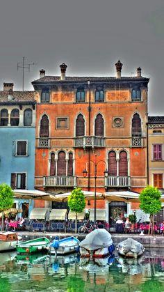 #Desenzano del Garda, Italy