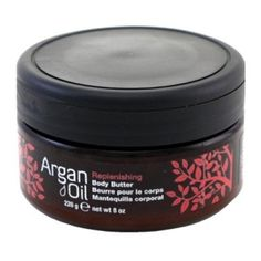 Body Drench Argan Oil Body Butter 8oz Jar 3 Pack -- You can get additional details at the image link.