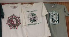 Dads Weekend 1997, 1999, 2000