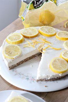 Eat Good 4 Life Gluten Free No bake frozen Lemonade Cheesecake - Eat Good 4 Life