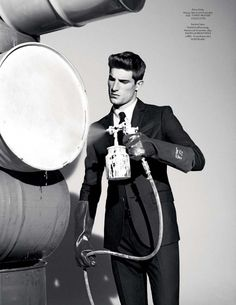 Ryan Barrett Represents Sharp Elegance for GQ Style Germany #22