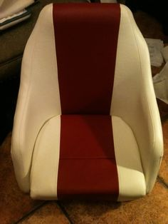 Boat Upholstery & Canvas - Marine Services Boat Upholstery, Boat Interior, Boat Stuff, Yacht Boat, Tub Chair, Bean Bag Chair, Interiors, Canvas, Tela