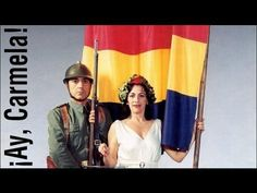 """Libertad, libertad, libertad"" - ¡Ay, Carmela! Avant Scene, Videos, Spanish, War, Youtube, Education, Film, Political Freedom, Poster"