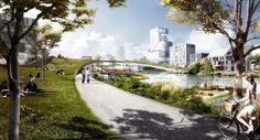 Vinge Masterplan Proposal / EFFEKT + Henning Larsen Architects