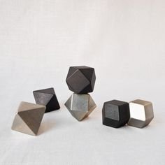 Polyhedron Paper Weights