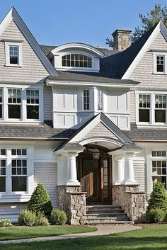 only the front arch/rock, for porch
