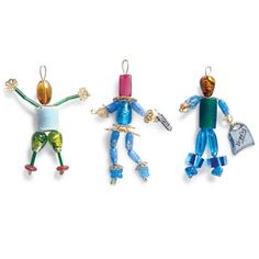 Awesome! ---> Bead Buddies, they each have their own personality! So much fun to make, instructions at Familyfun.com