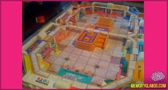 Mall Madness Board Game. Because it's never too early to turn your kids into compulsive consumers!