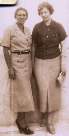 ABT UNK: Friday's Faces From the Past: Fearless Females Alyce Frances Salerno and Elizabeth Florence Massmann Pape, ABT 1937
