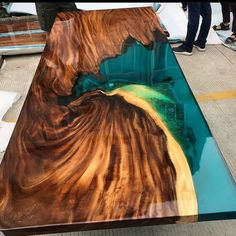 👉Check the link in bio : Tutorial: . - woodworking epoxy - 👉Welcome on my page A. 👉Check the link in bio : Tutorial: Epoxy Resin River T - Diy Resin River Table, Epoxy Wood Table, Epoxy Resin Table, Wood Table Design, Resin Furniture, Diy Resin Crafts, Wood Creations, Diy Wood Projects, Resin Art