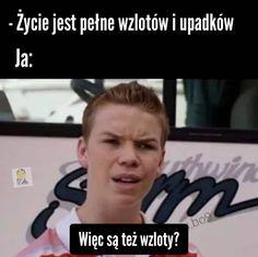 Wtf Funny, Hilarious, Funny Lyrics, Polish Memes, Bad Humor, Best Memes Ever, Funny Mems, Bad News, Funny Photos