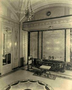 Home of George Blumenthal, New York, 1920's