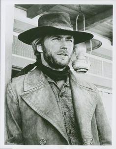Clint Eastwood w Hang 'Em High w reżyserii Teda Posta, 1968
