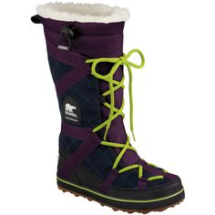 Sorel Glacy Explorer Winter Boots Womens - rated to -32