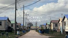 Sincerely Suburbia by What Youth. Sincerely Suburbia is the final salute to a film and a moment we're rather fond of. Shot around the globe in 2012, this film was pulled off the cutting room floor for Dear Suburbia, Kai Neville's award winning surf film. Sincerely Suburbia stars Dane Reynolds, Kolohe Andino, Conner Coffin, Jay Davies and Mitch Coleborn with cameos by Kelly Slater, Taj Burrow and Cory Lopez.