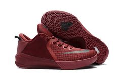 best loved 98598 7520d 2017 2018 Daily Nike Kobe Venomenon 6 Burgundy Black Basketball Shoe For  Sale New Fashion,
