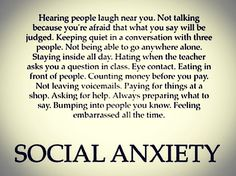 Quotes about anxiety, social anxiety, and depression. Emo Quotes, True Quotes, Depression And Anxiety Quotes, Poems About Depression, Understanding Anxiety, Explaining Anxiety, Anxiety Panic Attacks, Mental Health Quotes, My Demons