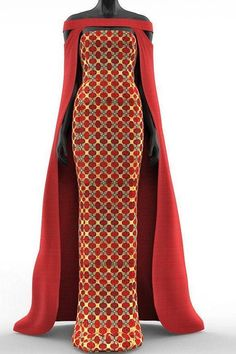 african print fashion dresses Africa Fashion 585256914064077961 - 2 piece African Print Cape Maxi Fitted Dress Source by agintabaroes African Fashion Ankara, African Inspired Fashion, Latest African Fashion Dresses, African Print Dresses, African Print Fashion, Africa Fashion, African Dress, Fashion Prints, African Style Clothing