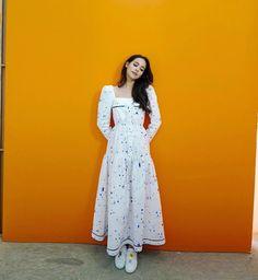 Megan Young, Thai Fashion, Kiko Mizuhara, Cute Dresses, Summer Dresses, Dress Skirt, Shirt Dress, Korean Music, How To Look Classy