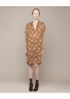 A Détacher / Dorian V-Neck Dress via Rue Magazine
