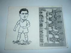 Gordon Smith / Hibernian teamgroup 1950's