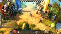 Breve minirecensione video di DRAKENSANG ONLINE, uno dei più popolari browser game del momento.