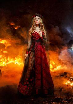 Bride of War: Miss Ukraine 2015 - Imgur