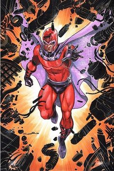 Magneto for President! (Magneto by Yildiray Cinar) Comic Book Characters, Comic Book Heroes, Marvel Characters, Comic Character, Comic Books Art, Comic Art, Marvel Villains, Marvel Comics Art, Disney Marvel