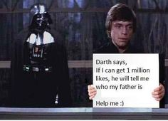 "#socialmedia. | 25 Times The Internet Made ""Star Wars"" Hilarious"