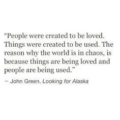 Eine Wie Alaska Zitate John Green Zitate