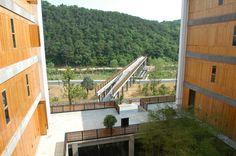 wang-shu- Xiangshan Campus © Lu Wenyu