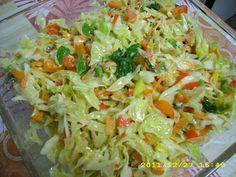 Greek Recipes, Veggie Recipes, Salad Recipes, Healthy Recipes, Dessert Recipes, Healthy Salads, Healthy Cooking, Cooking Recipes, Camping Dishes