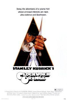 Laranja Mecânica (1971) | Stanley Kubrick