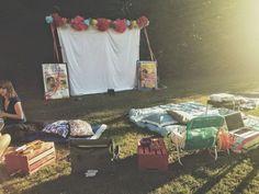 Southern Bourbon Mountains: Backyard Parties