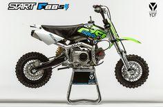 2015 [YCF START F88 SE] ➤ 1349.00€ - Démarreur électrique - Semi-automatique - Poignée de gaz réglable - Nouveau kit frein avant #MiniWheels #PitBike #ycf #moto #2015