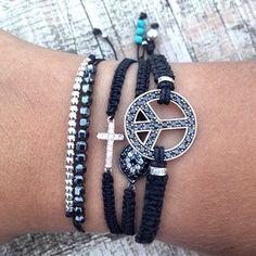No filter ☮✌️ #freesoul #freesoulbcn #exotic #gypsy #wild #wildspirit #borntobewild #bracelets #necklaces #accessories #handmade #handcrafte...