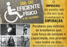 11 de Outubro: Dia do Deficiente Físico | S1 Notícias