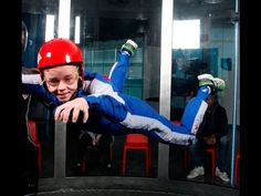 IFLY Toronto (actually it's in Oakville), Ontario, Canada. My daughter loved this!  Expensive but she says the experience is so worth it.  I haven't done it...yet but I will as I love any kind of flying.