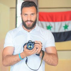 الحب، سوريا ! ❤. . . . #syria #syrian #aleppo #syrianflag #men #lifestyle #photoshoot #photography #photogapher #beard #eyes #smile http://tipsrazzi.com/ipost/1509015514571076389/?code=BTxGZ2Kj_Ml
