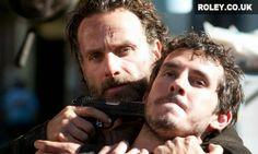 The Walking dead season 5 speculation. KILL HIM RICK! KILL HIM